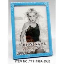 Rectangle Plastic Glass Photo Frame