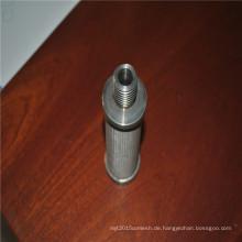 Edelstahl-Filterpatrone / Siebkorbfilter / Siebwasserfilter