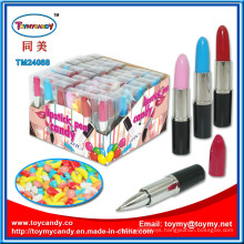 New Plastic Lipstick Pen Candy Toy