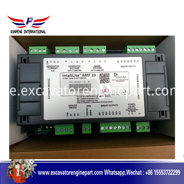 In Stock Controller Amf20 For Diesel Generator