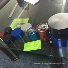 Новый шлифовальный станок для металлических сплавов 4layers Herb Handle Grinder