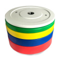Gym Weight Lifting Plates Weight Plates Barbell Rubber bumper Plate