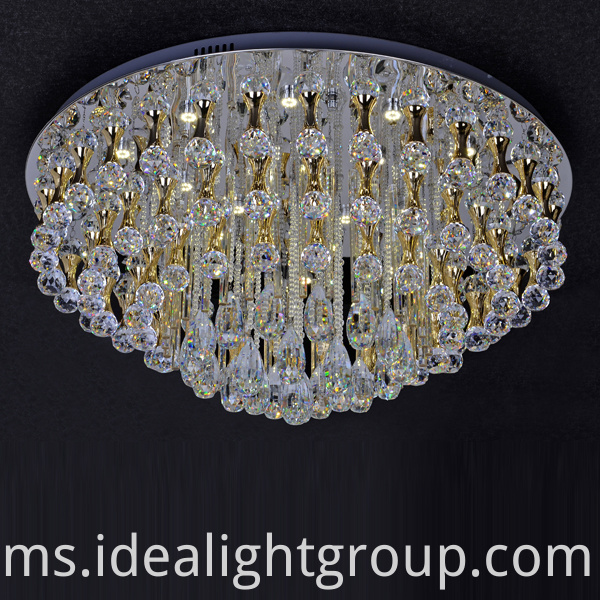 ceiling lamp stainless steel