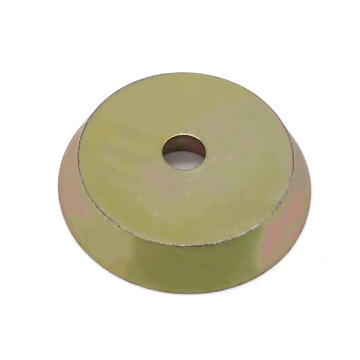Magnete super boccola M16 con aste filettate
