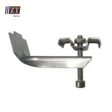 Galvanized Flooring Accessories Type Grating Saddle Clip