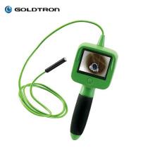 2019 Portable digital camera endoscope waterproof video endoscope with 2.4inch display