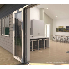 Высокие классические виллы Двойные стеклянные алюминиевые окна и двери