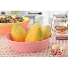 (BC-PM1024) High Quality Reusable Tbaleware Melamine Plate