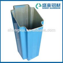 Zhejiang manufacturer of extrusion aluminium for industrial aluminum profile