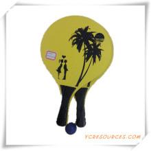 Werbegeschenk für Beach-Ball-Schläger (OS05007)
