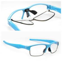 Marcos unisex de las nuevas gafas del estilo de la marca de fábrica (3128)