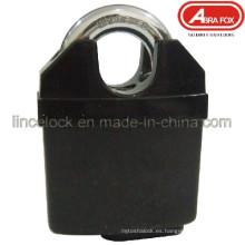 Candado de la aleación del cinc / candado revestido ABS de la aleación del cinc / cilindro de cerradura de cobre amarillo (620)