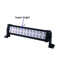 Luces de vehículo todoterreno LED universales de 72W