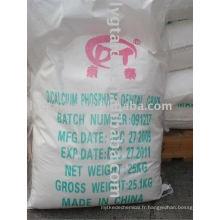 Dicalcium Phosphate Dental Grade DCP Fabricant Hot Sale