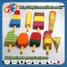 Funny Plastic Play Ice Cream / Lolly Set para crianças