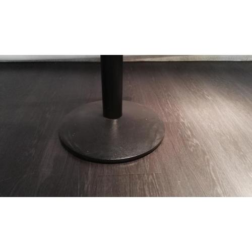 D400 mm round dining table base