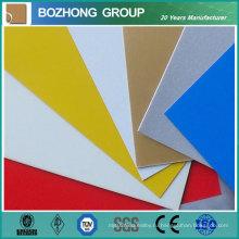 Покрынная цветом Катушка 7005aluminum для строительных материалов