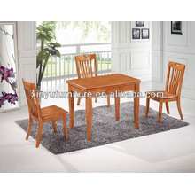 rectangle apartment dining sets XDW1279