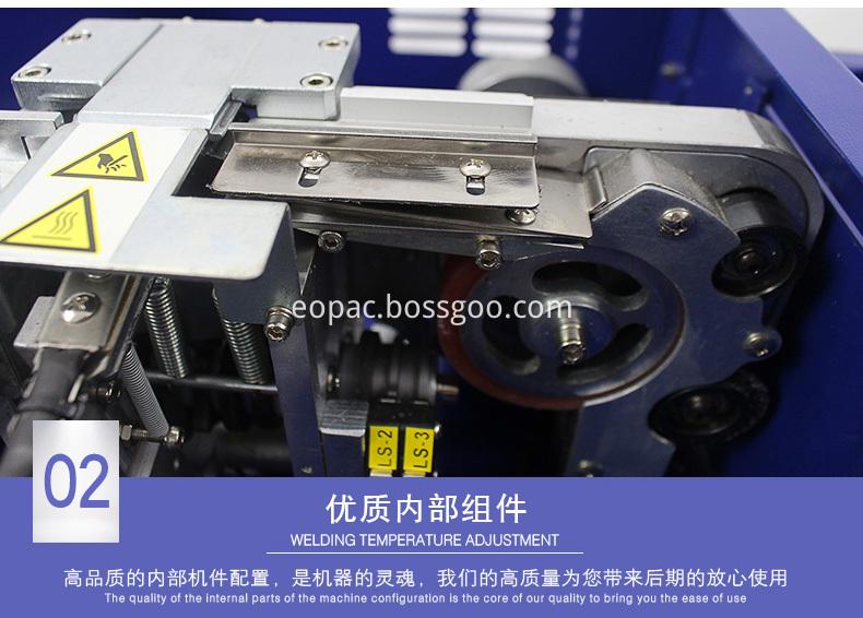 Hot Sale Case Strapping Machine Price