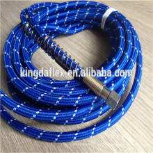 PTFE Inner Tube Steam Hose with High Pressure Hydraulic Hose