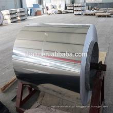 Liga 1100 3003 5052 h12 h24 placa de alumínio bobina preço de fábrica por kg