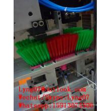 Máquina de escoba tufting simple de 2 ejes