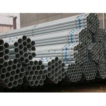 2014 on sale!!! Welded BS 1387 Galvanized Steel Pipe
