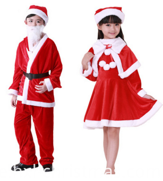 children dress xmas