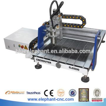 Factory Supply 6090 Homemade Wood Cutting Machine