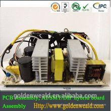 La electrónica parte el montaje del pcb del fr4 del asamblea del pcb