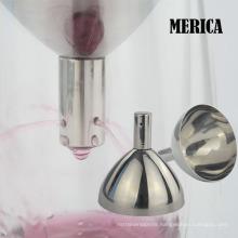 Stainless Steel Funnel Shape Wine Decanter Wine Funnel