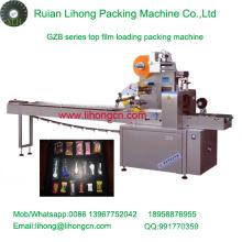 Gzb-350A Machine d'emballage de débit de marchandises régulière automatique de type à oreiller à grande vitesse