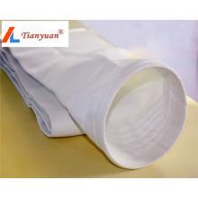 High Temperature Fiberglass Dust Collect Filter Bag