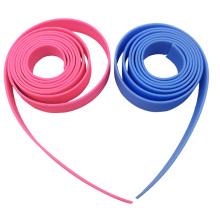Courroie en polyester enduite imperméable de PVC de vinyle mou
