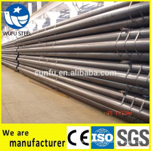 Best price ERW steel pipe for flag pole made in China