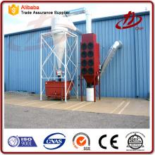 Coletor de pó de ciclone / filtro de poeira industrial para usina ou planta de cimento