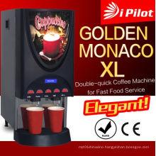 Double-Quick Drink Dispenser for Fast Food Service - Golden Monaco Xl