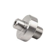 OEM CNC Machining Servcies Precision CNC Custom Turning Work Titanium Parts