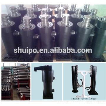 cylindre par contrôle de mode hydraulique shuipo pression de fabrication peut être réglable
