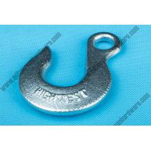 H-324 Galvanized Drop Forged Eye Slip Hook