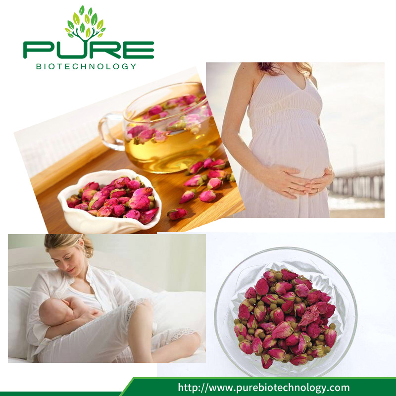 Dehydrate Rose Tea for pregnancy& breastfeeding