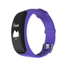 Hear Rate Detection Smart Gps Bracelet Waterproof IP65