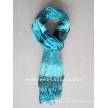 Hollow print arab scarf for women