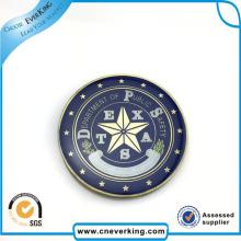 Regalo de la promoción La mejor calidad Metal Venta al por mayor Personalizado Solapa Pins