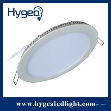 O projeto o mais novo 3W conduziu a luz de painel redonda com o RoHS do CE aprovado