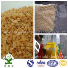 Paquet de 600grammes à l'ail frits Jinxiang Hongsheng