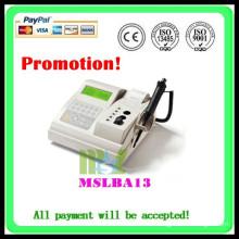 Promotion! Machine de coagulation portative pratique / analyseur de sang portable (MSLBA13)