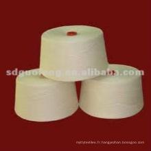 % coton peigné pour tissage
