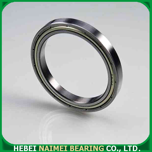 Thin-wall ball bearing