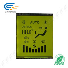 LCD Positivo Transmissivo Tipo Tn